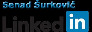 Senad Surkovic linked in button